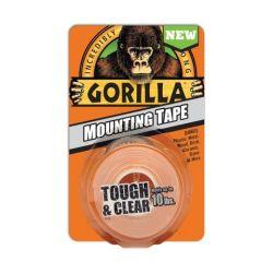 Gorilla-asennusteippi 2-puoleinen