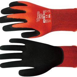 Comfort. Kaksinkertainen lateksipäällyste ja 13 gaugen nailon neulos. Erityisen mukavat käyttää ja hyvä käyttöherkkyys.